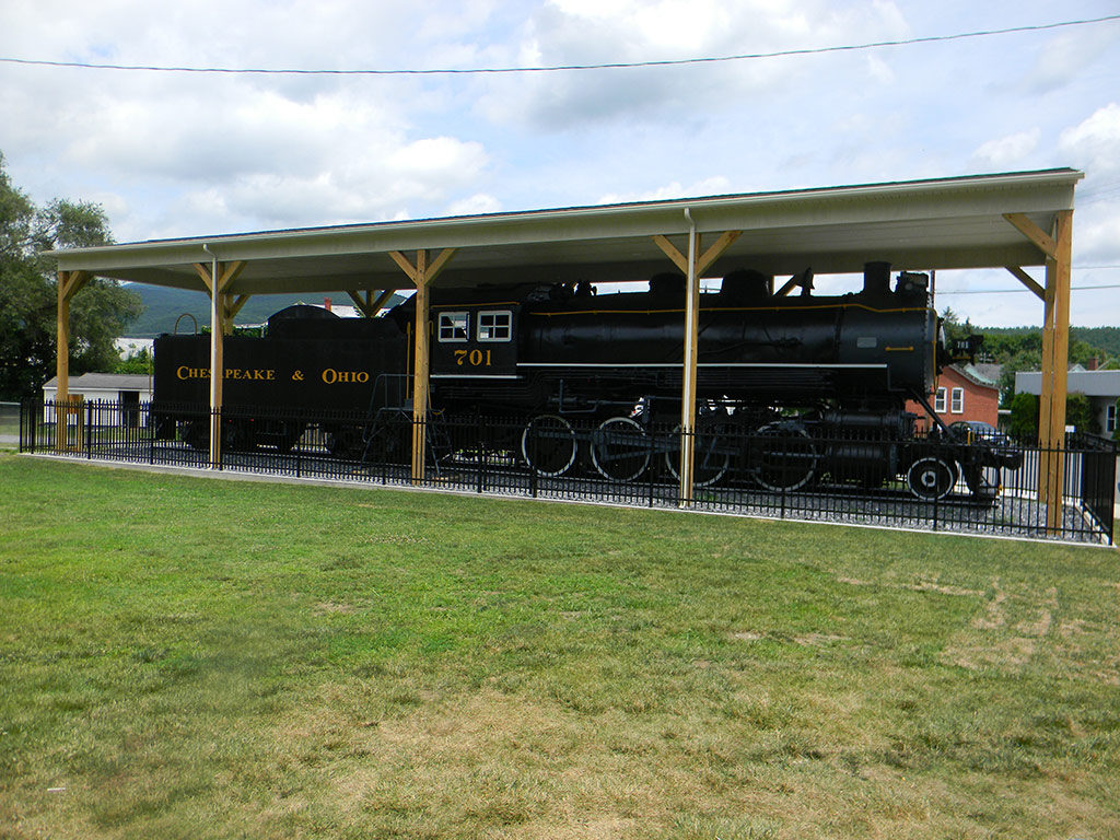 Engine 701 - Covington City