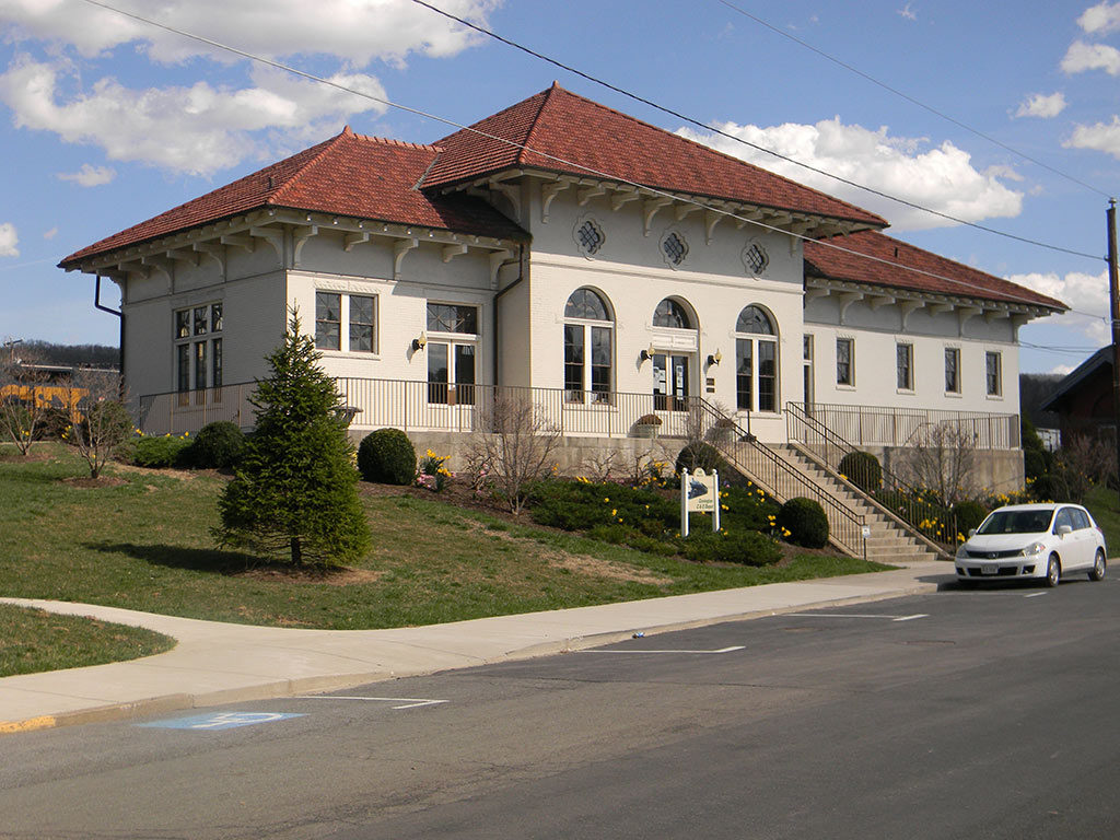 Train depot covington city for The covington