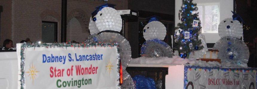Covington Christmas Parade