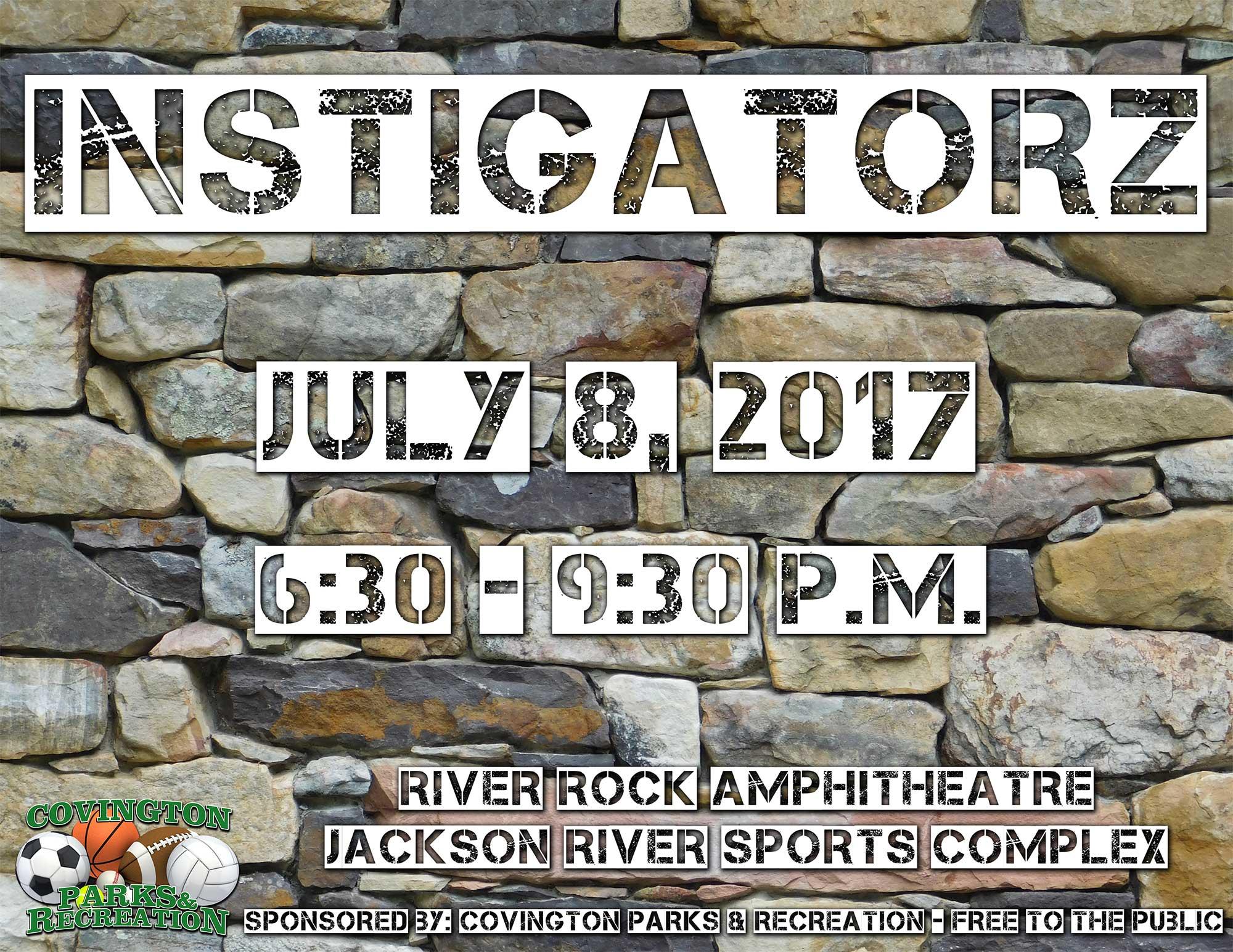 Instigatorz July 8