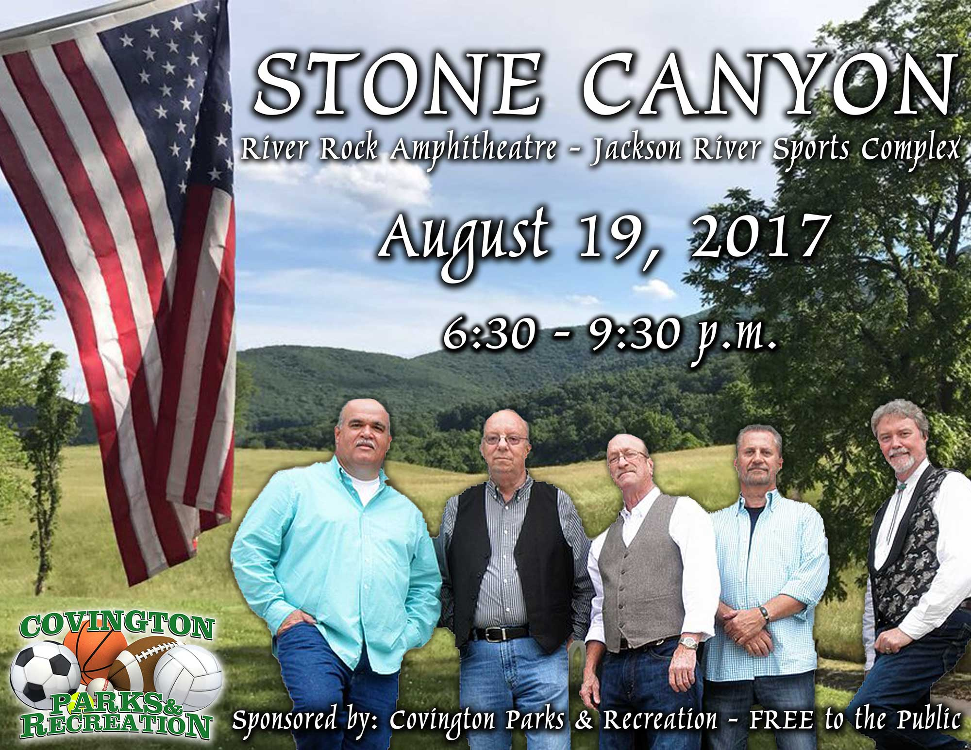 Stone Canyon August 19