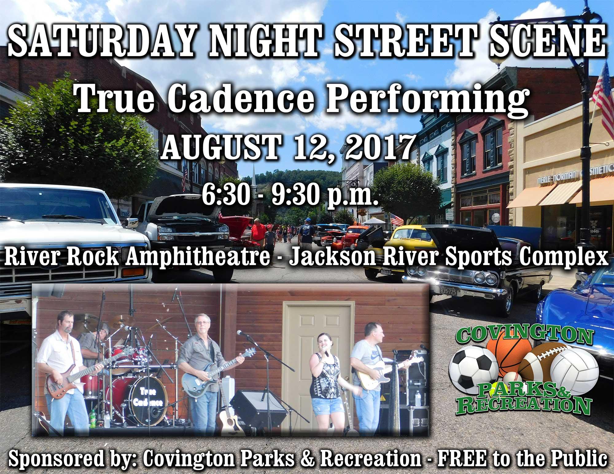 Street Scene August 12