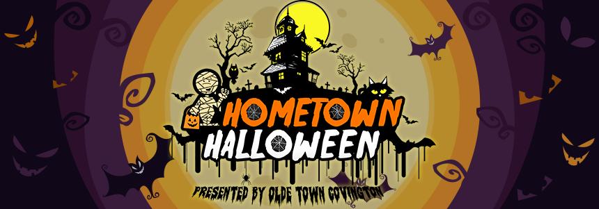 Olde Town Covington Hometown Halloween/Oktoberfest