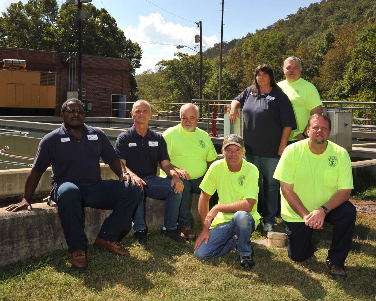 Water Treatment Plant Staff