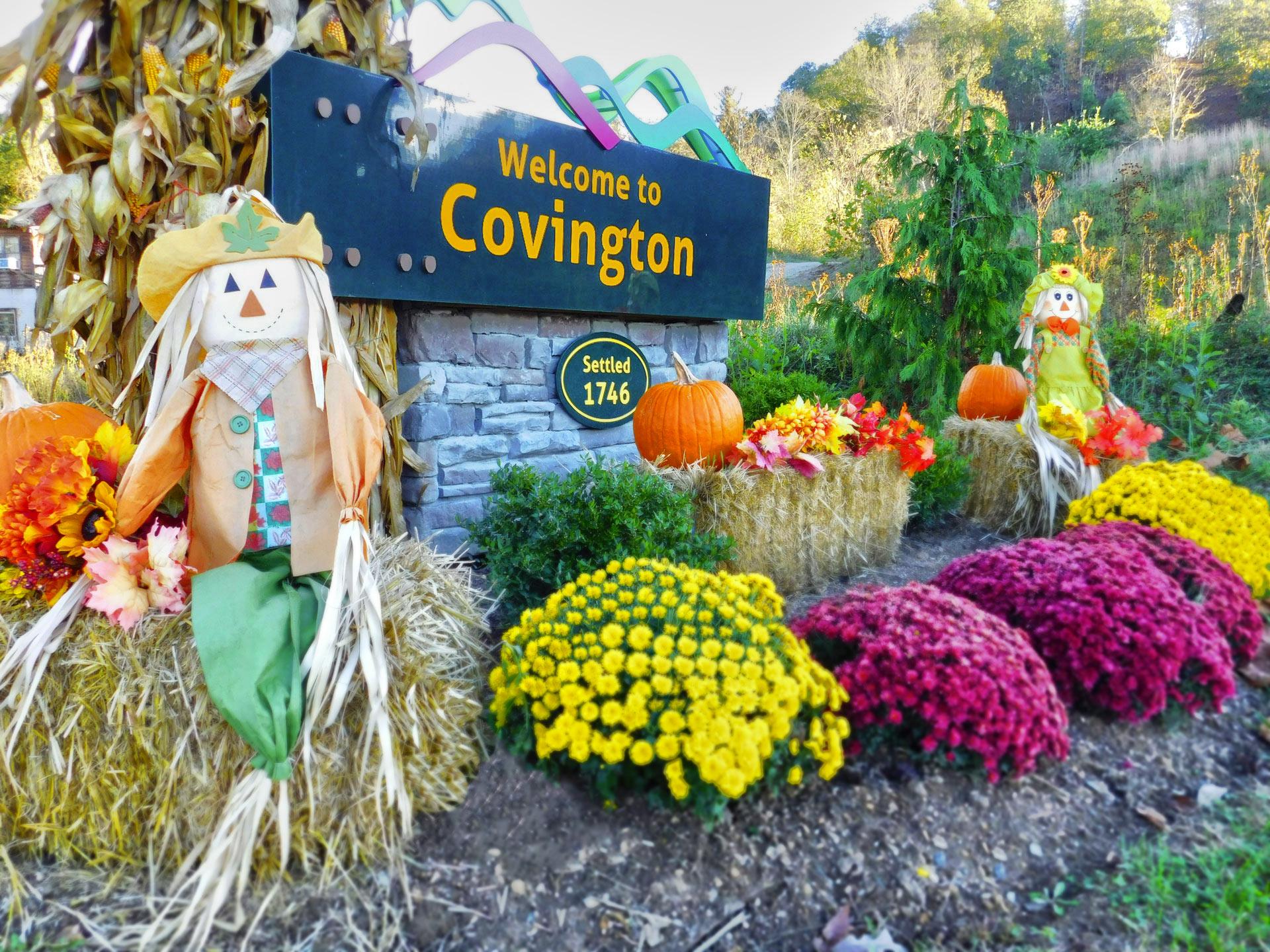 home covington city
