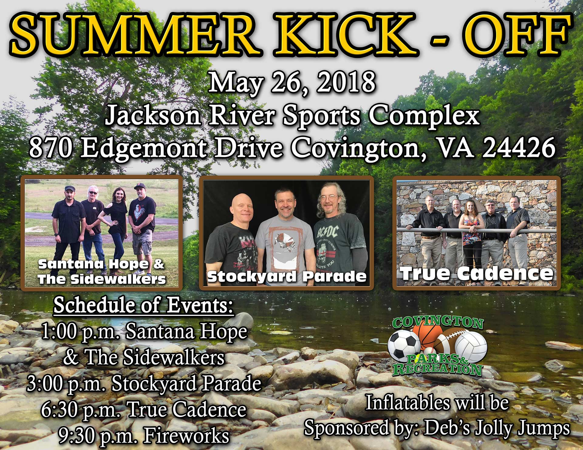 Summer Kick Off2018 Revised