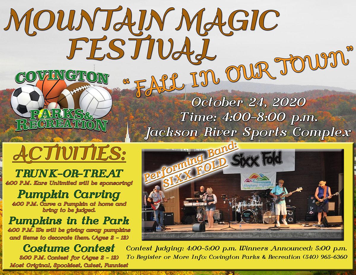 Mountain Magic Festival2020