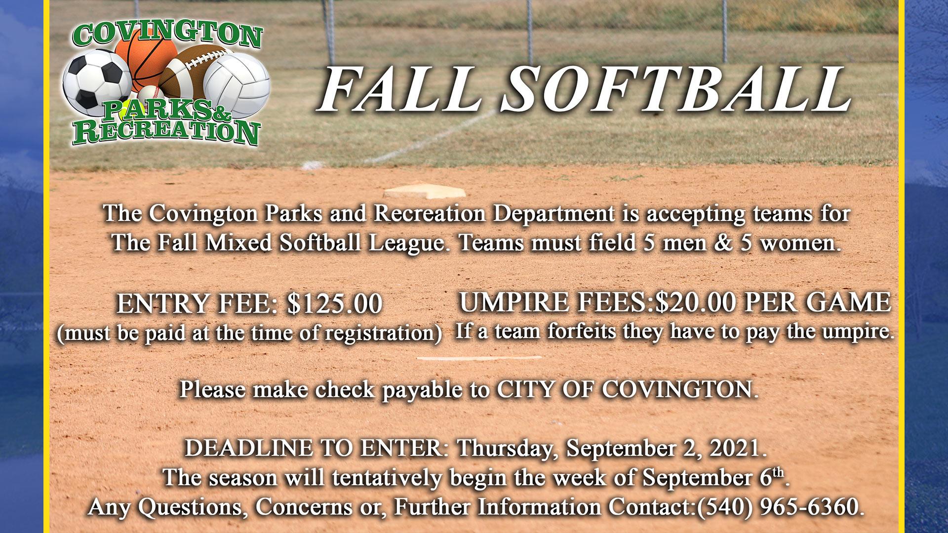 FallSoftball 21
